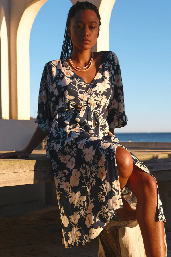 La robe Dalia